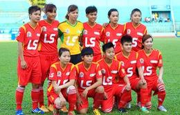 Tuyển nữ TPHCM tập huấn tại Thái Lan