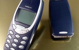 Nokia 3310 - chiếc điện thoại làm mưa làm gió những năm 2000