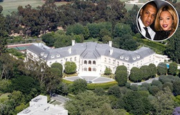 Beyonce- Jay Z chi 200 triệu USD để mua biệt thự lớn nhất Los Angeles?