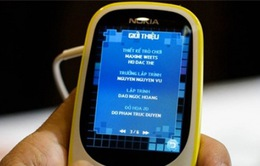 Người Việt Nam phát triển game Snake cho Nokia 3310