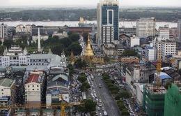 Động đất mạnh 5,8 độ richter tại Myanmar, 24 người bị thương