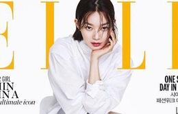 Nàng cáo Shin Min Ah siêu đáng yêu với tóc ngắn cá tính