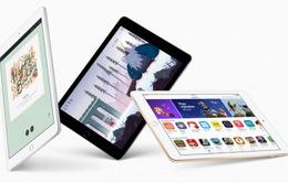 iPad 9,7 inch mới thay thế iPad Air 2, giá rẻ bằng iPad mini