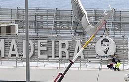 Ronaldo được đặt tên cho sân bay ở quê nhà