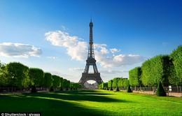 Người Anh du lịch tháp Eiffel nhiều hơn tới London Eyes