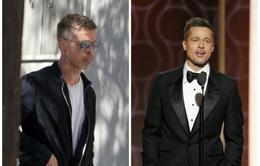 Không còn là nam tài tử ngày nào, Brad Pitt nhìn gầy gò tới mức này đây