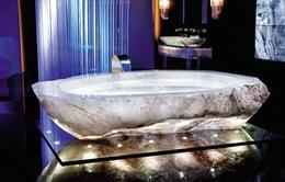 Bồn tắm triệu đô của giới nhà giàu ở Dubai