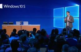 Windows 10 S ra mắt, tăng cường trải nghiệm cho giới trẻ