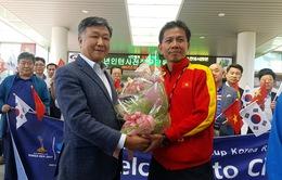 Lãnh đạo thành phố Cheonan nhiệt liệt chào mừng U20 Việt Nam