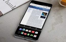Xuất hiện smartphone khi trượt để lộ màn hình thứ 2