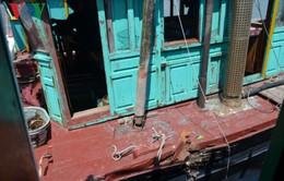 Hải Phòng: Đồn biên phòng Cát Bà cứu tàu cá bị nạn trên biển