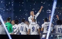 Ronaldo muốn viết tiếp trang sử hào hùng cùng Real Madrid