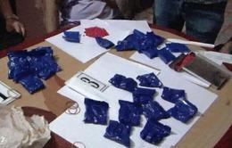 Bình Dương triệt phá đường dây mua bán ma túy liên tỉnh