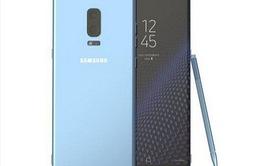 Xuất hiện Galaxy Note 8 màu xanh san hô