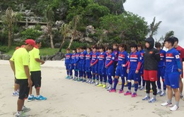 BXH FIFA quý II/2017: Đội tuyển nữ Việt Nam tăng 1 bậc lên vị trí 32