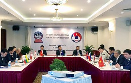 Hội đồng AFF ủng hộ kiến nghị về nguyên tắc bốc thăm tại SEA Games 29