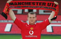Những dấu mốc khó quên của Rooney trong 13 năm gắn bó với Man Utd