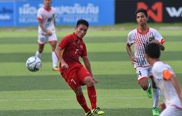U15 Việt Nam thắng trận thứ hai liên tiếp tại Giải vô địch U15 Đông Nam Á 2017