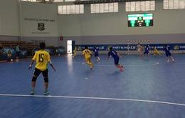 Chuẩn bị SEA Games 29: ĐT Futsal nữ Quốc gia tăng cường đấu tập