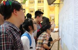 Một trường THPT ở Hà Nội chỉ có 12 em đăng ký xét tuyển vào đại học