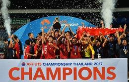 Bộ trưởng Nguyễn Ngọc Thiện gửi thư chúc mừng ĐT U15 Việt Nam đăng quang ngôi vô địch