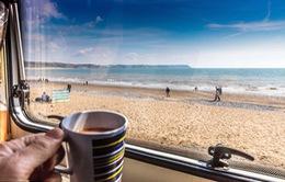 """Những bãi biển """"đi trốn"""" đẹp nhất Vương quốc Anh"""