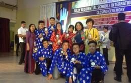 Học sinh Việt Nam giành 2 giải Bạc cuộc thi tìm kiếm thủ lĩnh trẻ