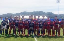 Giao hữu tại Mokpo, U22 Việt Nam giành chiến thắng 4-1 trước Mokpo City FC