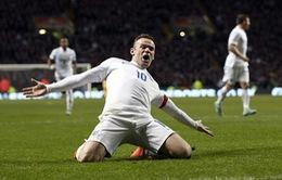 Rooney bất ngờ tuyên bố từ giã ĐT Anh