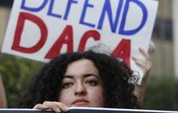 Hàng loạt bang tại Mỹ kiện chính quyền Tổng thống Trump về DACA