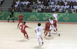 Thắng đậm Hồng Kông (Trung Quốc), ĐT futsal Việt Nam trở lại cuộc đua vào tứ kết