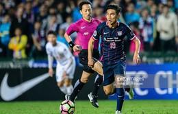 Trọng tài FIFA người Nhật Bản sẽ bắt chính tại vòng 21 V.League 2017