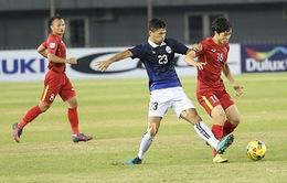 Tái đấu đội tuyển Việt Nam, Campuchia giữ nguyên đội hình