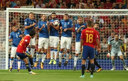 Tây Ban Nha 3-0 Italia: Isco, Morata tỏa sáng