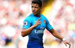 Alexis Sanchez nổi điên, không muốn thi đấu cho Arsenal