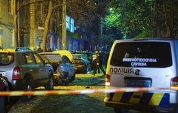 Ukraine: Nổ ở thủ đô Kiev, 4 người thương vong