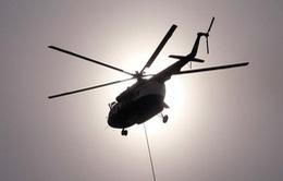 Máy bay trực thăng Nga rơi tại biển Bắc Cực