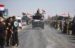 Iraq: Lực lượng chính phủ và người Kurd đạt thỏa thuận mới