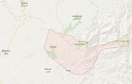 Hàng trăm tay súng Taliban tấn công chiếm một huyện ở Afghanistan