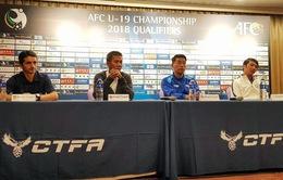 HLV trưởng Hoàng Anh Tuấn: U19 Việt Nam sẽ nỗ lực hết mình trong từng đấu
