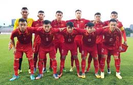 Vòng loại U19 châu Á 2018: Vượt qua U19 Đài Bắc Trung Hoa, U19 Việt Nam giành ngôi nhất bảng H