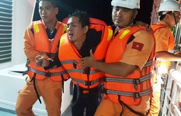 Cứu thành công một thuyền viên bị đau tim giữa biển Vũng Tàu