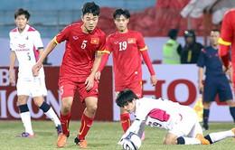 U23 Việt Nam sẽ đấu giao hữu với U23 Palestine tại Trung Quốc