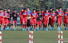 Danh sách 27 cầu thủ U23 Việt Nam dự M-150 Cup: Tuấn Anh, Minh Long vắng mặt