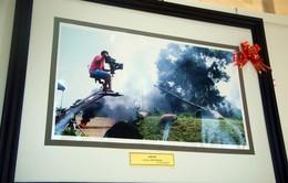 BGK cuộc thi ảnh Những người làm truyền hình: Phải rất cân nhắc để chọn ra 10 tác phẩm tốt nhất