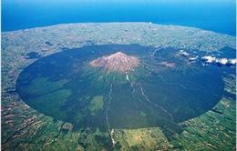 Ngọn núi thiêng 120.000 năm tuổi được trao quyền như con người