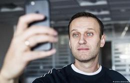 Thủ lĩnh đối lập Navalny không được phép tranh cử Tổng thống Nga