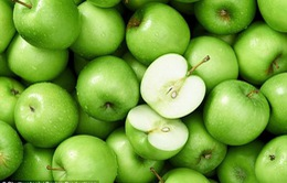 Người hút thuốc lá nên ăn táo, cà chua mỗi ngày