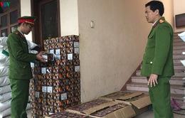 Quảng Trị: Bắt giữ gần 300 kg pháo lậu