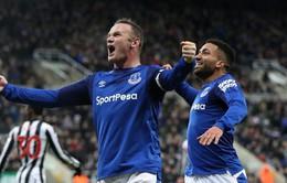 Nhờ Big Sam, Wayne Rooney tăng tốc đáng sợ